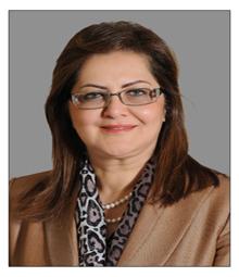 الدكتور هالة السعيد وزير التخطيط