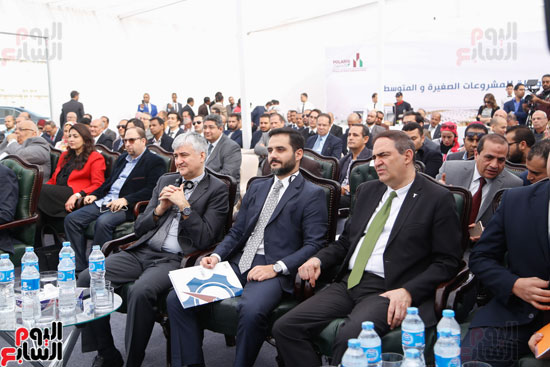بروتوكول تعاون بين بولاريس والبنك الأهلى (4)