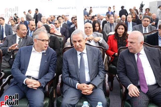بروتوكول تعاون بين بولاريس والبنك الأهلى (1)