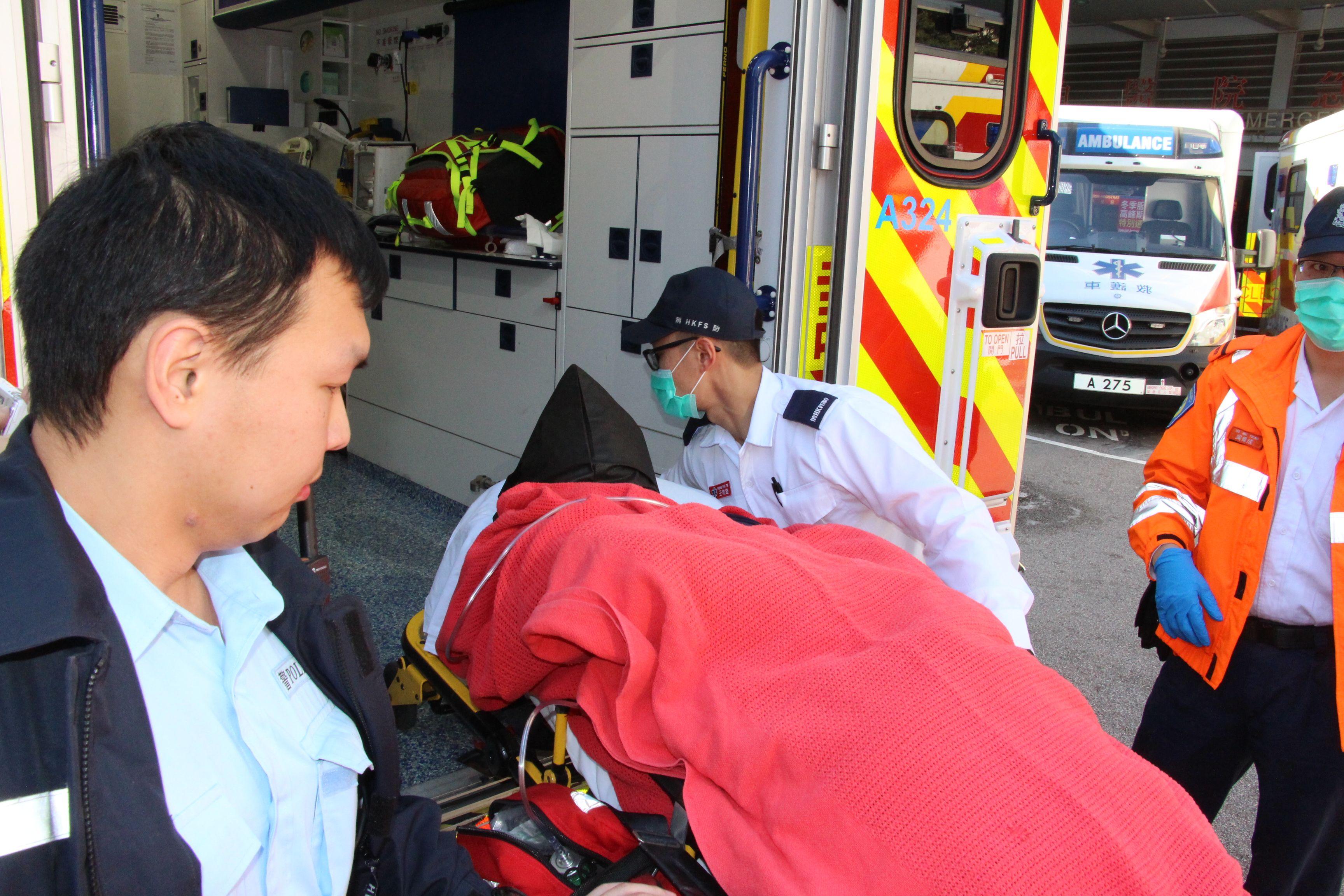 قتل امرأة كورية جنوبية فى هونج كونج