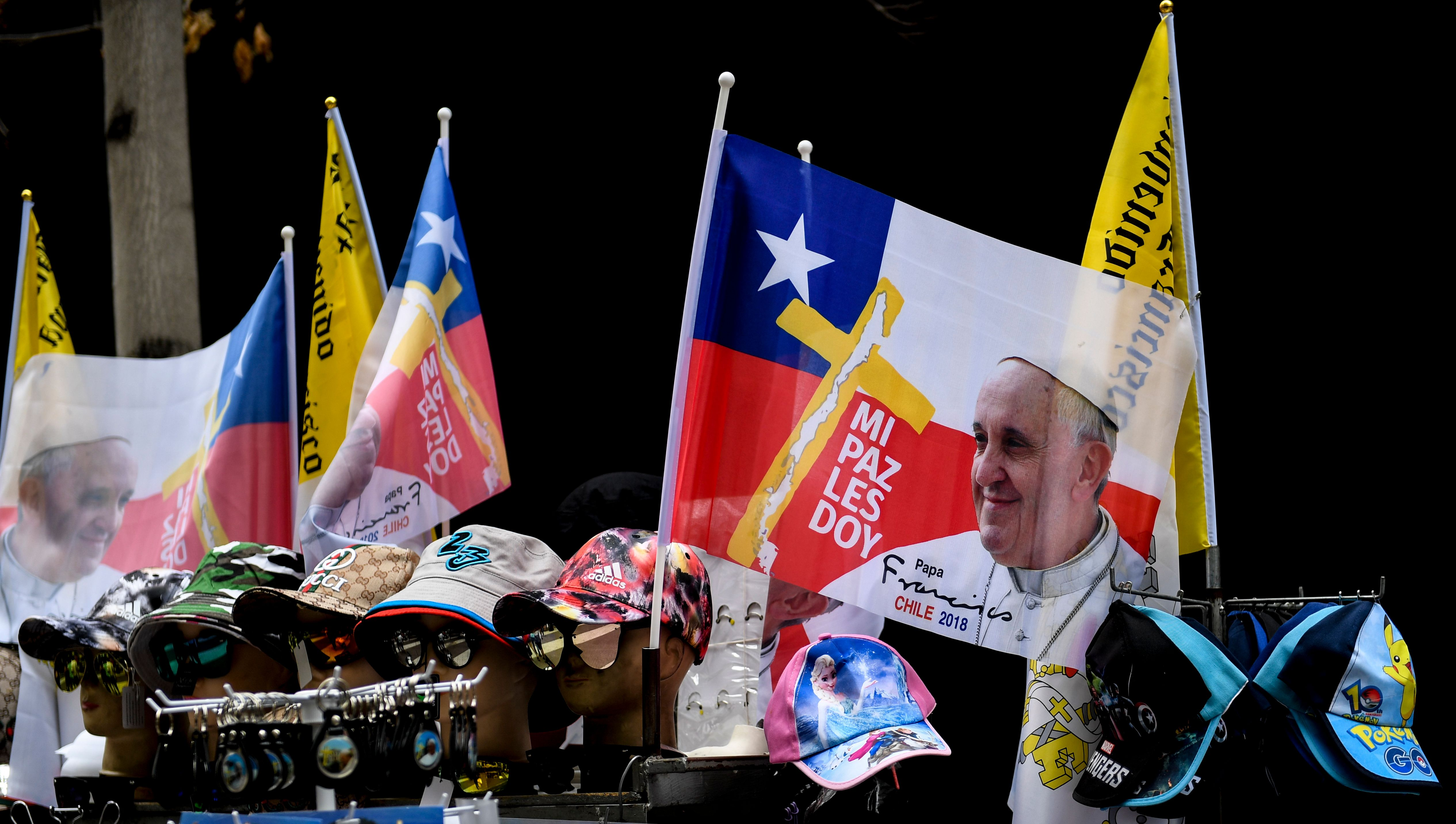أعلام البابا فرانسيس