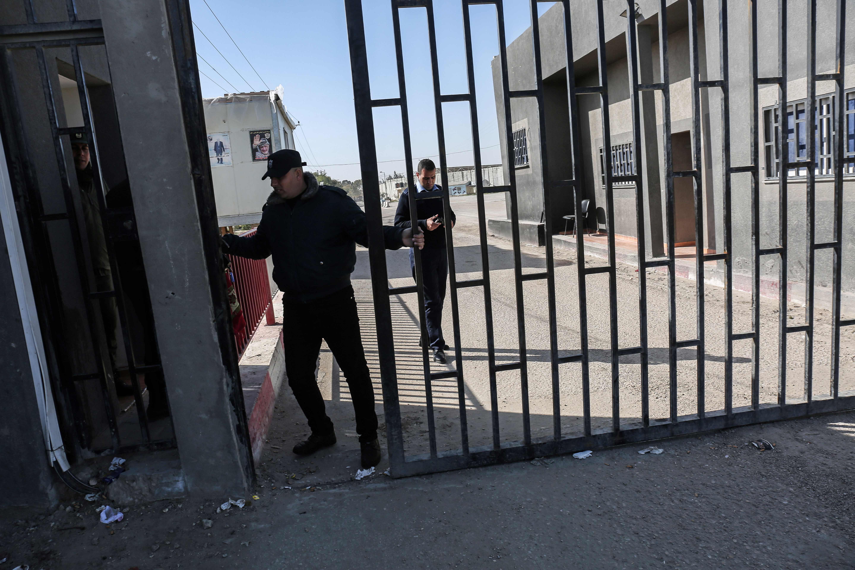 الاحتلال الإسرائيلى يغلق معبر كرم أبو سالم