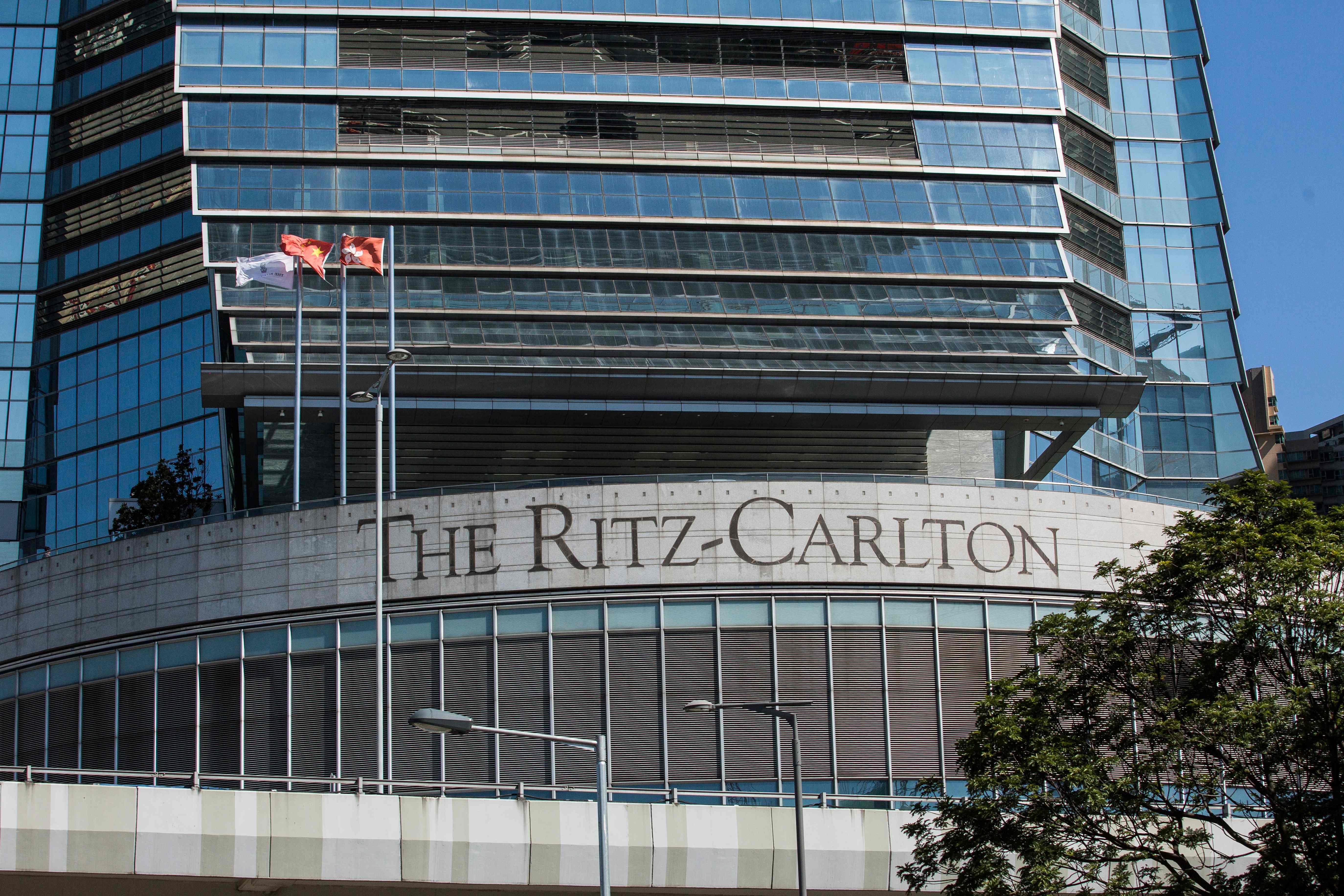 جريمة قتل فى ريتز كارلتون