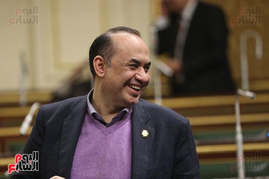 مجلس النواب يبارك التعديل الوزارى (6)
