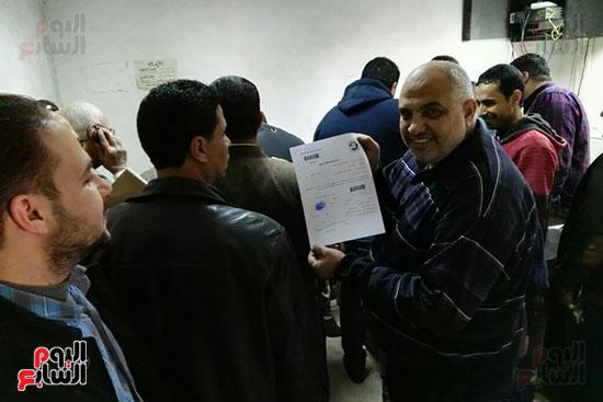 محمود اللقاني مدير العلاقات العامة بتعليم بكفر الشيخ