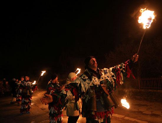 بلغاريون فى المهرجان