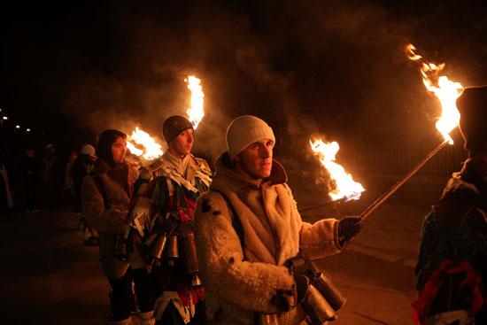 مشاركة البلغاريون فى المهرجان