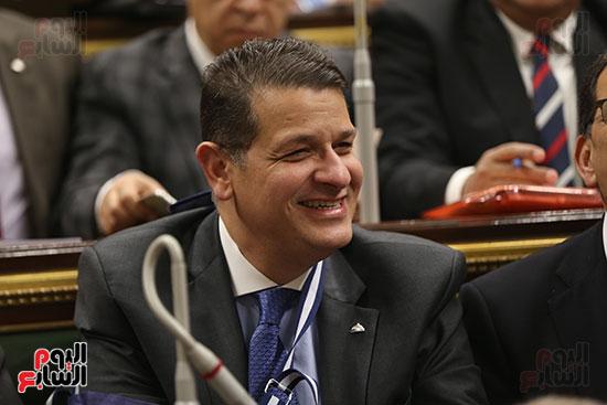 مجلس النواب يبارك التعديل الوزارى (3)