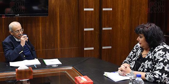 صور الوزراء الجدد (1)