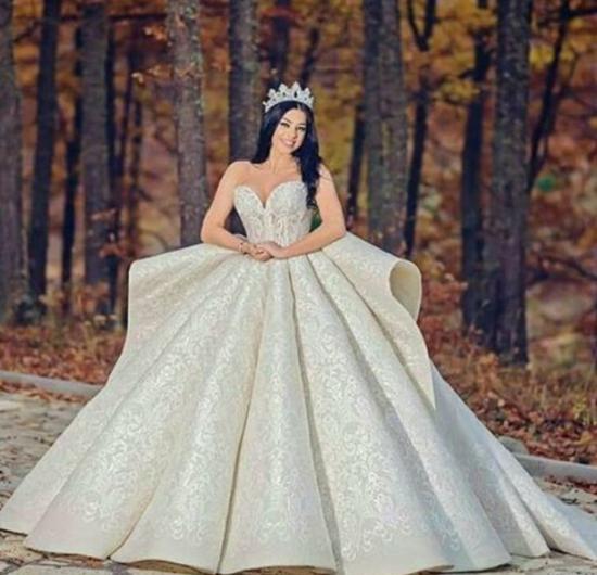 فستان للنحيفات