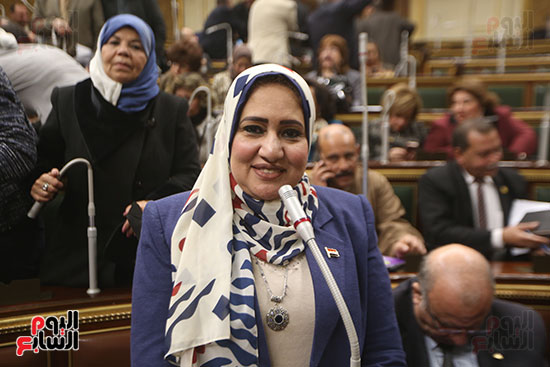 مجلس النواب يبارك التعديل الوزارى (5)
