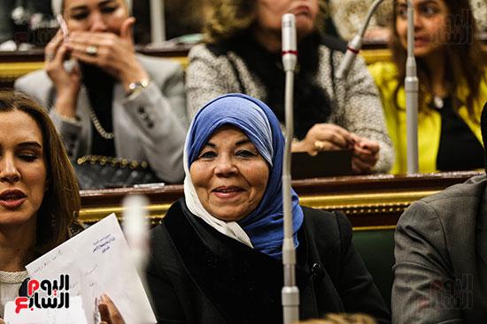 مجلس النواب يبارك التعديل الوزارى (2)