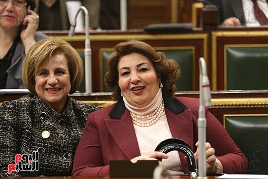 مجلس النواب يبارك التعديل الوزارى (8)