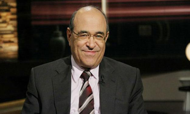 مصطفى محمد مصطفى الفقى مدير مكتبة الإسكندرية