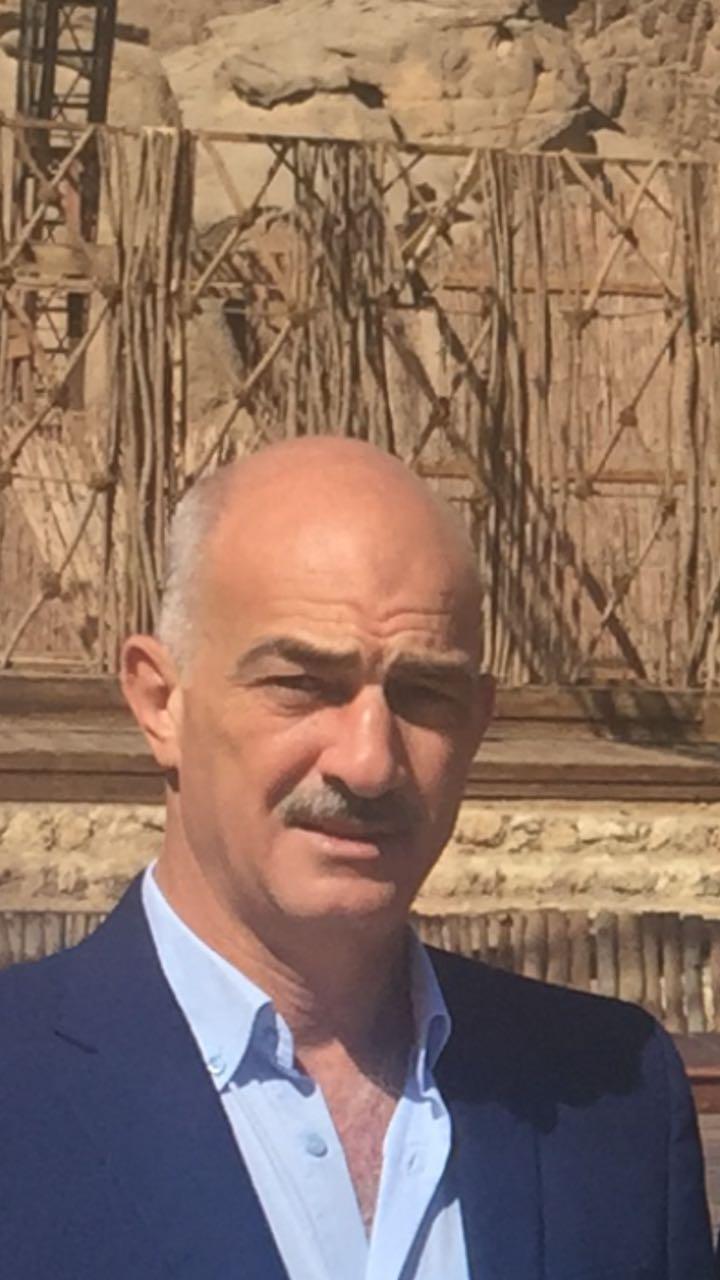 اللواء جمال سلطان مساعد وزير الداخلية للحراسات