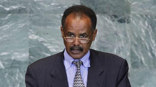 أسياسى أفورقى رئيس إريتريا