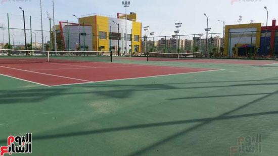 القرية-الرياضية-ببورسعيد-التي-افتتحها-الرئيس-السيسي-اليوم-(9)