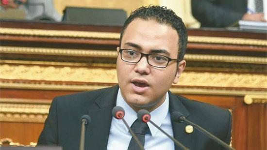 أحمد-زيدان-أمين-سر-لجنة-الاتصالات