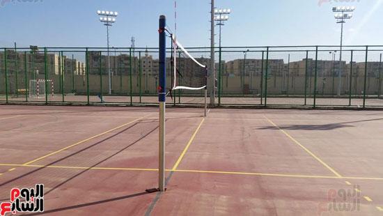 القرية-الرياضية-ببورسعيد-التي-افتتحها-الرئيس-السيسي-اليوم-(12)
