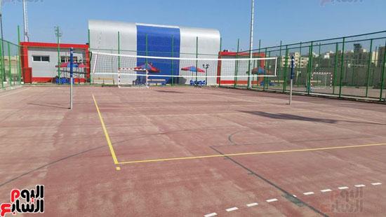القرية-الرياضية-ببورسعيد-التي-افتتحها-الرئيس-السيسي-اليوم-(10)