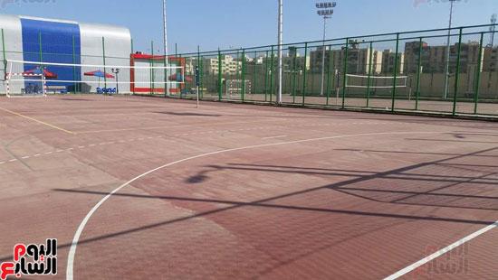 القرية-الرياضية-ببورسعيد-التي-افتتحها-الرئيس-السيسي-اليوم-(7)