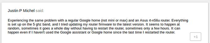 مشكلة أجهزة جوجل
