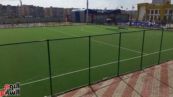 القرية-الرياضية-ببورسعيد-التي-افتتحها-الرئيس-السيسي-اليوم-(13)