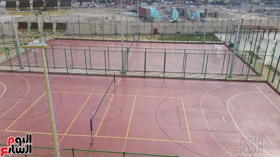 القرية-الرياضية-ببورسعيد-التي-افتتحها-الرئيس-السيسي-اليوم-(16)