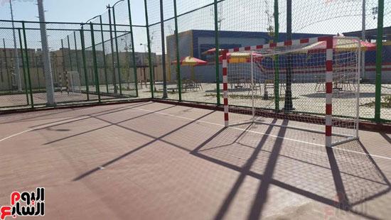 القرية-الرياضية-ببورسعيد-التي-افتتحها-الرئيس-السيسي-اليوم-(11)