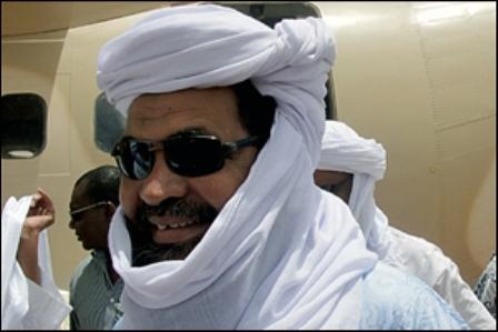 الإرهابى إياد غالى زعيم جبهة نصرة الإسلام والمسلمين