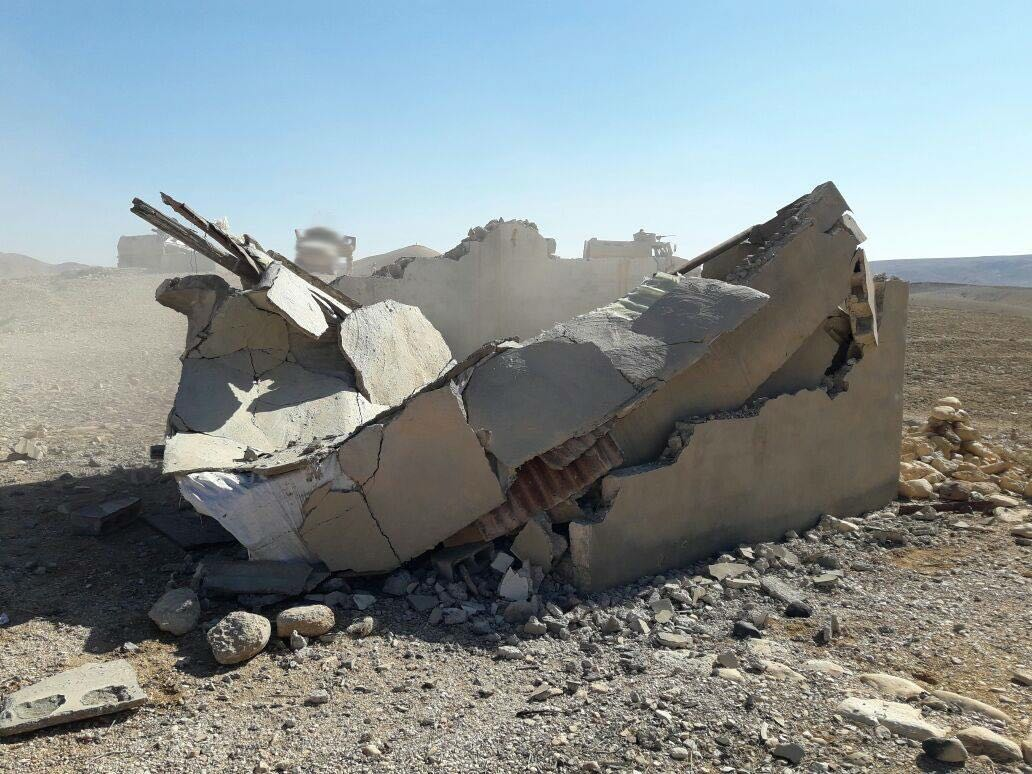 الجيش الثالث يواصل أعمال مكافحة الإرهاب بوسط سيناء3