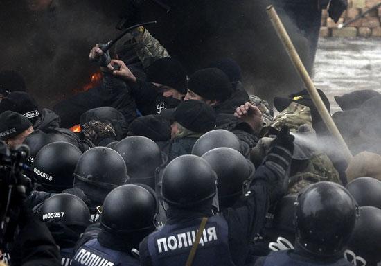 شرطة أوكرانيا