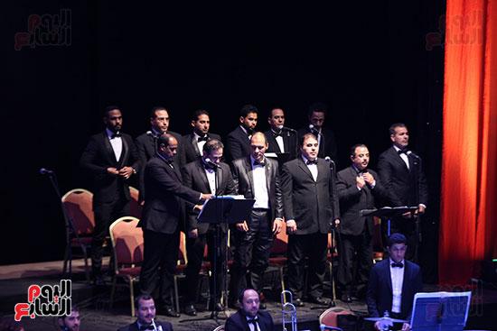 صور مئوية جمال عبد الناصر بالمسرح الكبير (4)