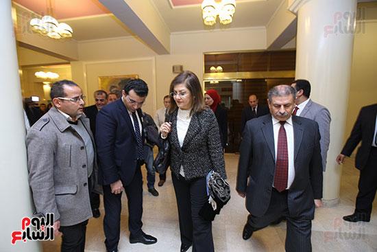 صور مئوية جمال عبد الناصر بالمسرح الكبير (2)