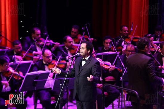 صور مئوية جمال عبد الناصر بالمسرح الكبير (10)