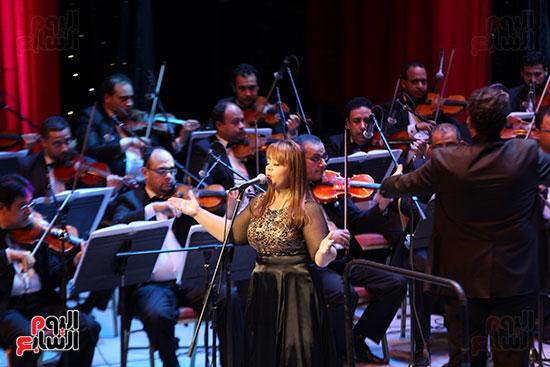 صور مئوية جمال عبد الناصر بالمسرح الكبير (13)