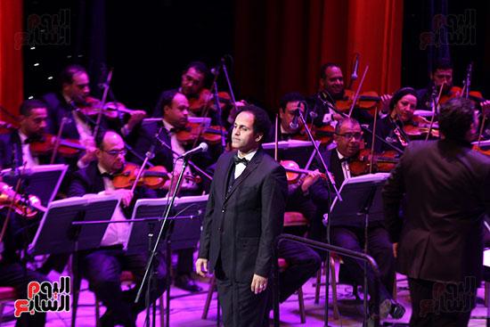 صور مئوية جمال عبد الناصر بالمسرح الكبير (9)