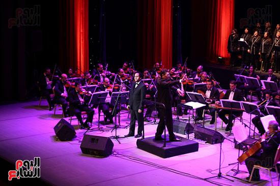 صور مئوية جمال عبد الناصر بالمسرح الكبير (6)