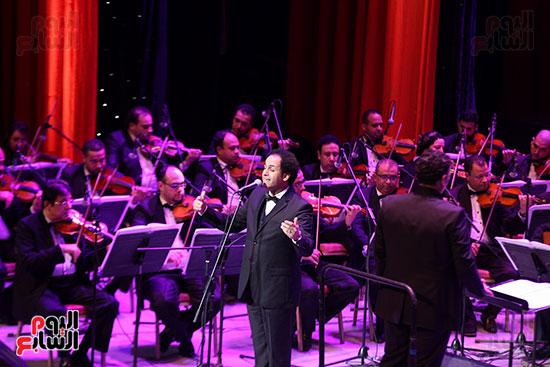 صور مئوية جمال عبد الناصر بالمسرح الكبير (8)