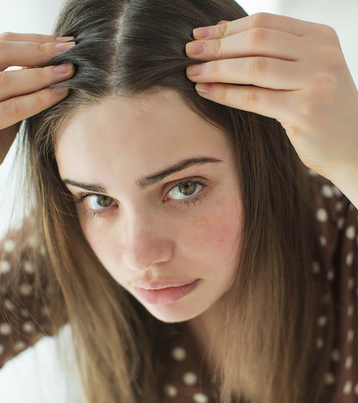 نصائح للوقاية من الشعر الابيض