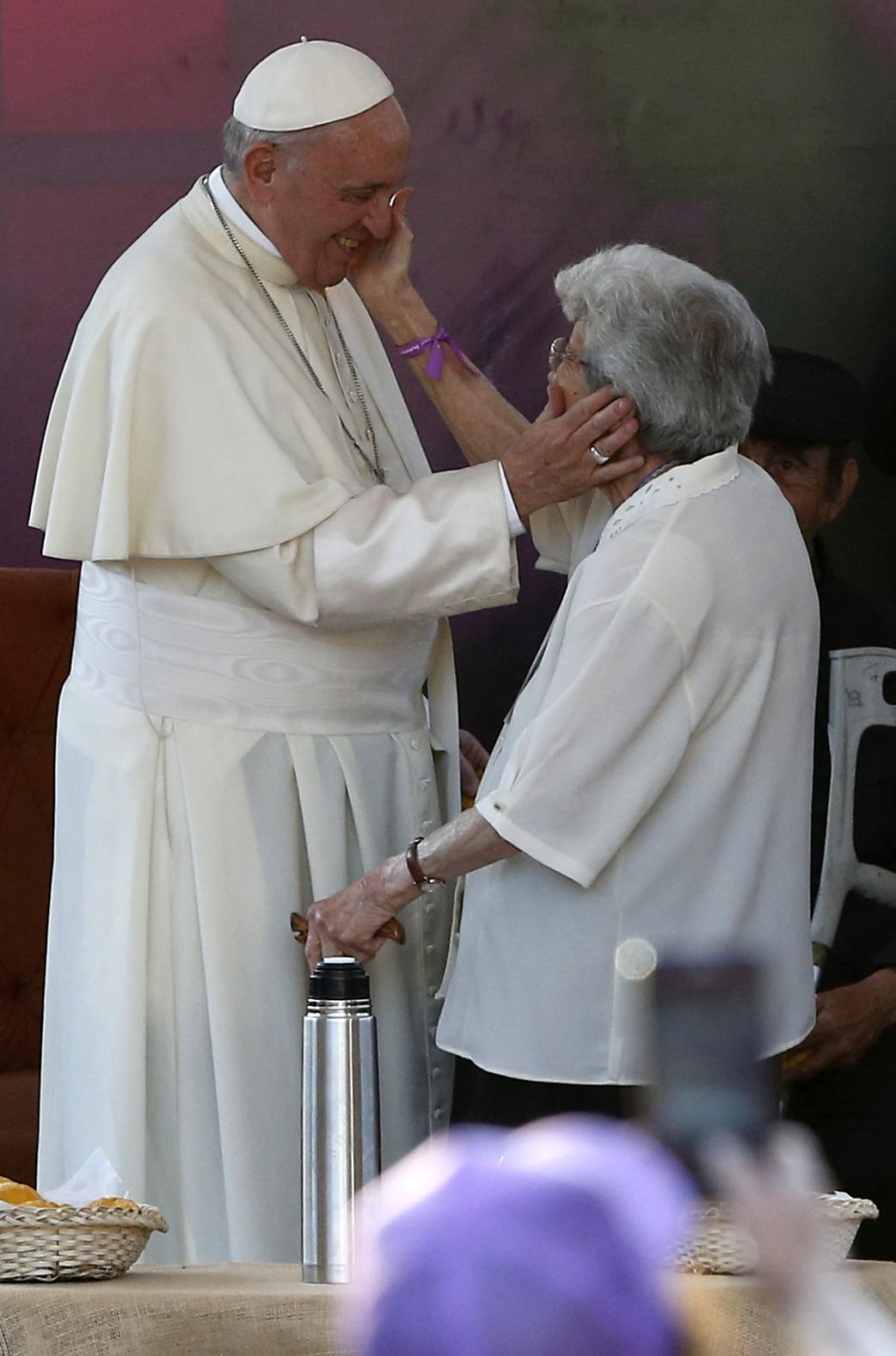 السلام علي البابا