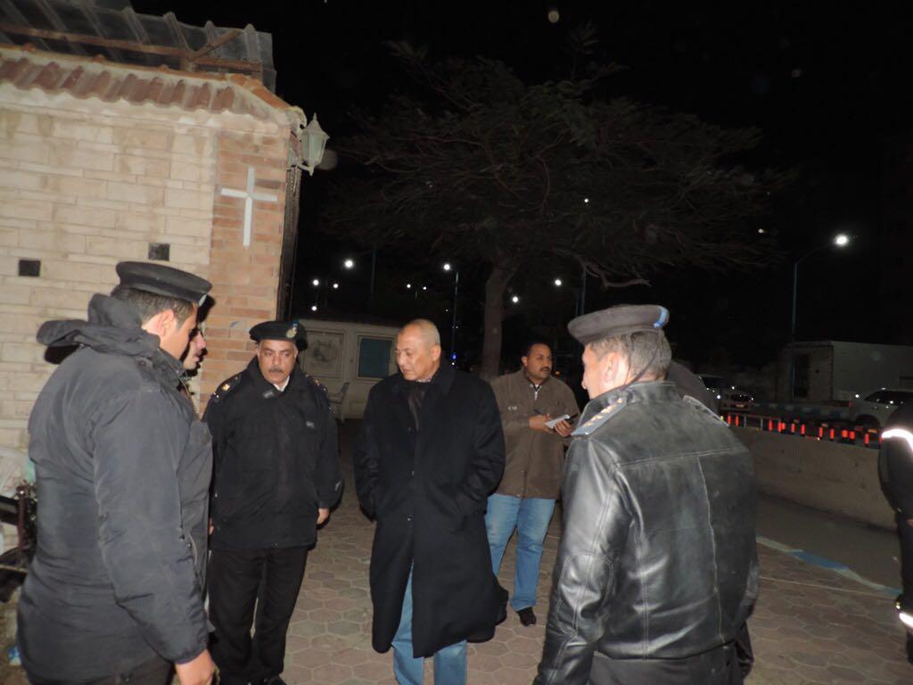 اللواء هشام نصر يطالب القوات بالتاهب الدائم