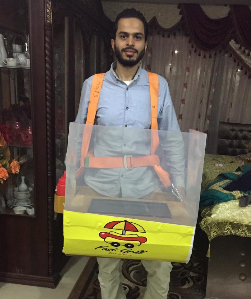 محمد صاحب المشروع