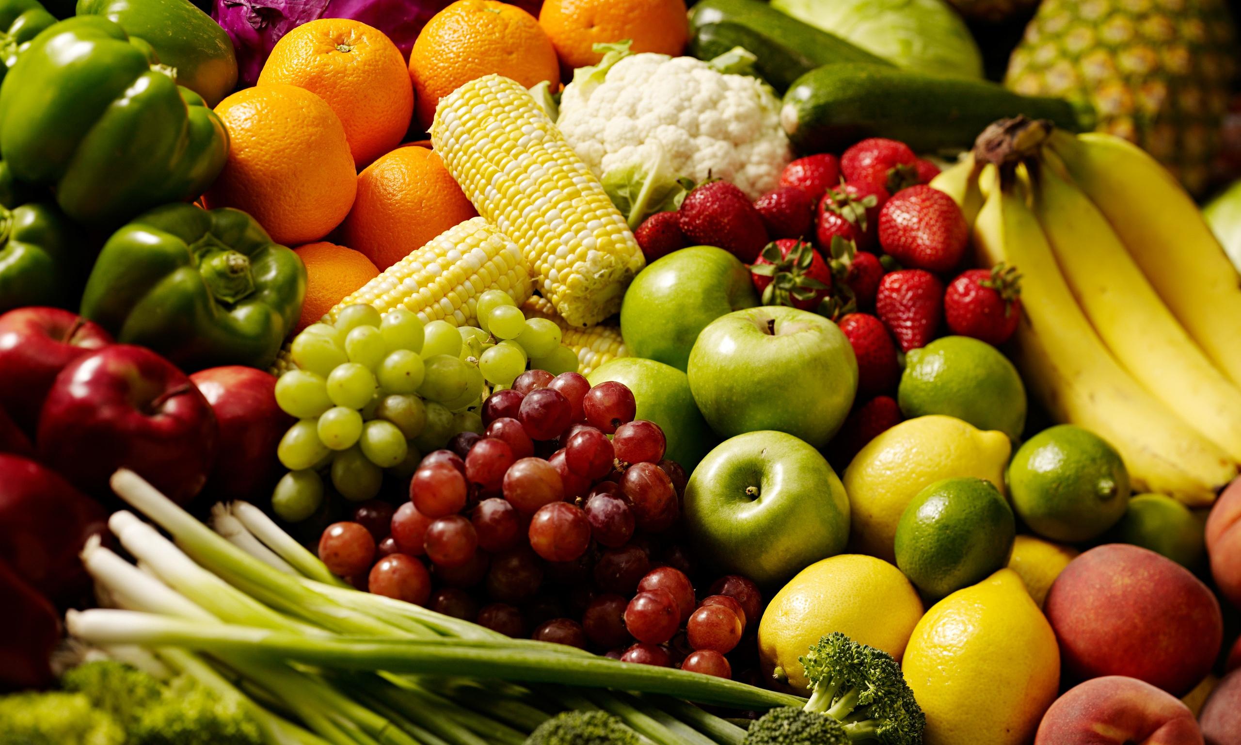 الخضروات والفواكة تحميك من السرطان