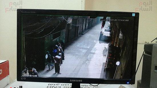 شاشة-المراقبة-للشارع