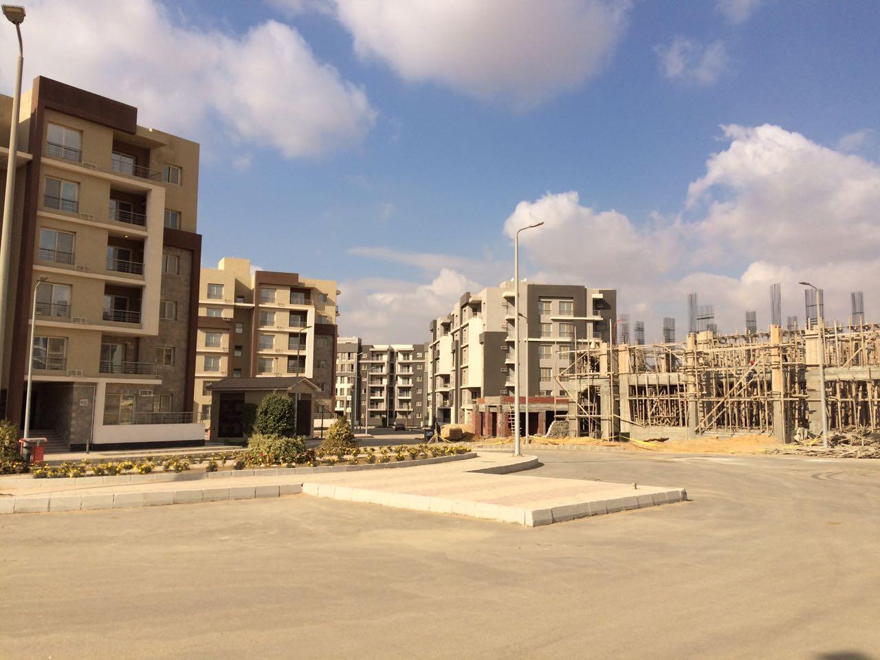 اليوم السابع داخل مشروع دار مصر بالقاهرة الجديدة  (1)