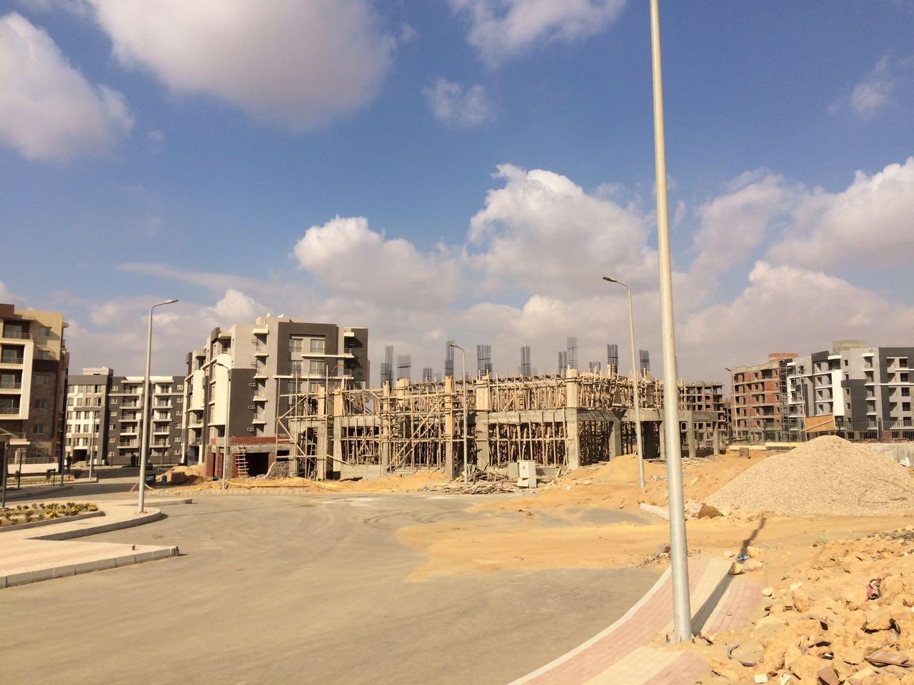 اليوم السابع داخل مشروع دار مصر بالقاهرة الجديدة  (5)