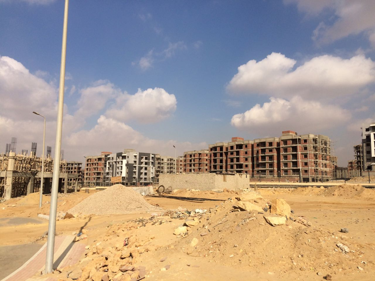 اليوم السابع داخل مشروع دار مصر بالقاهرة الجديدة  (8)