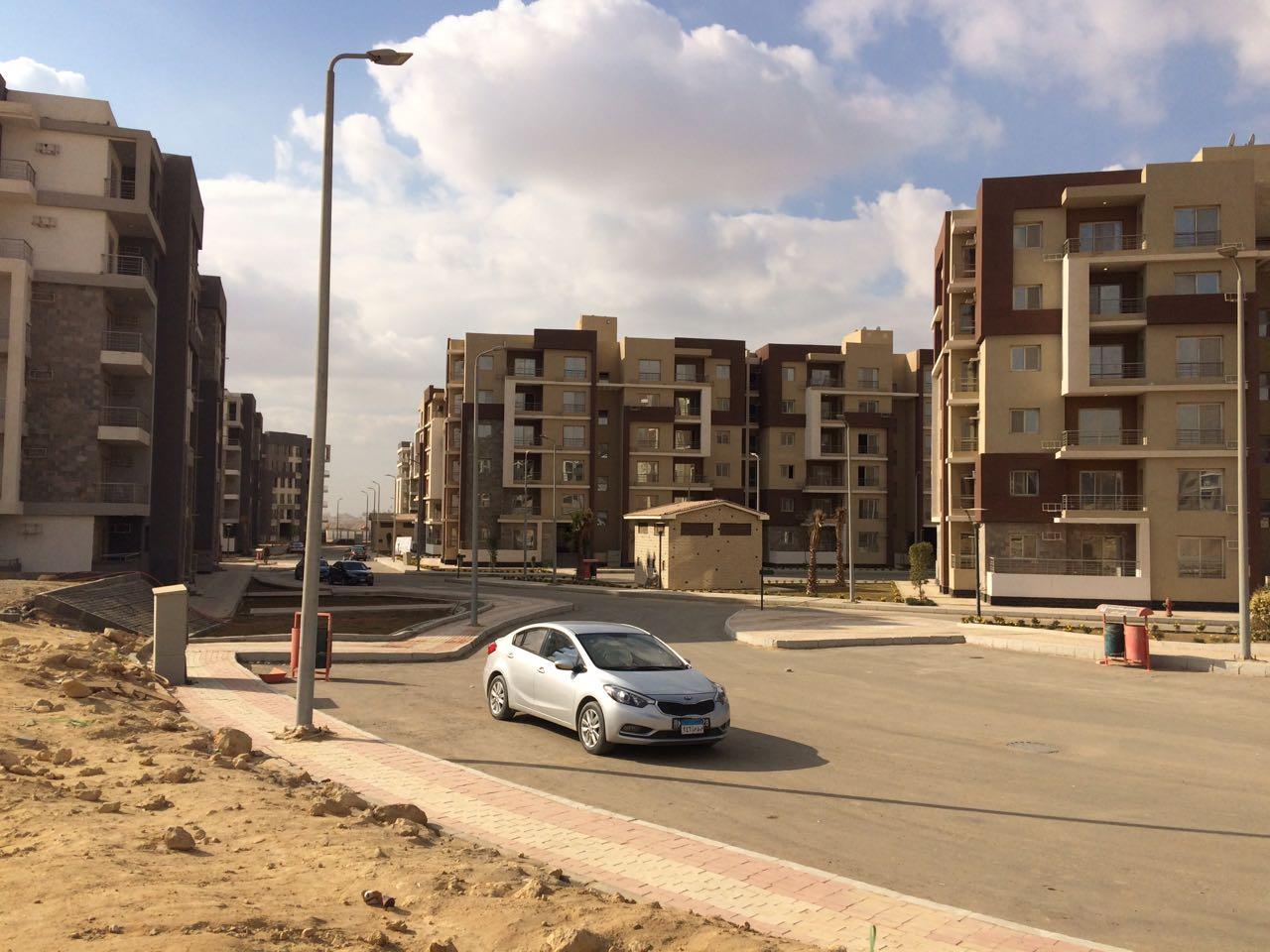 اليوم السابع داخل مشروع دار مصر بالقاهرة الجديدة  (14)
