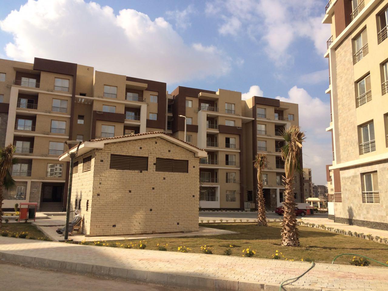 اليوم السابع داخل مشروع دار مصر بالقاهرة الجديدة  (6)